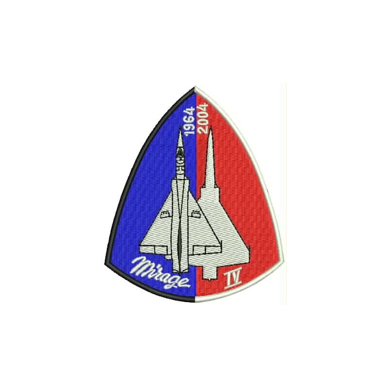 Patche Mirage IV 50th