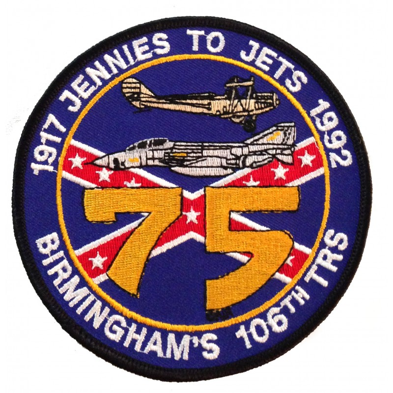Patch 75TH SQ-106TRS