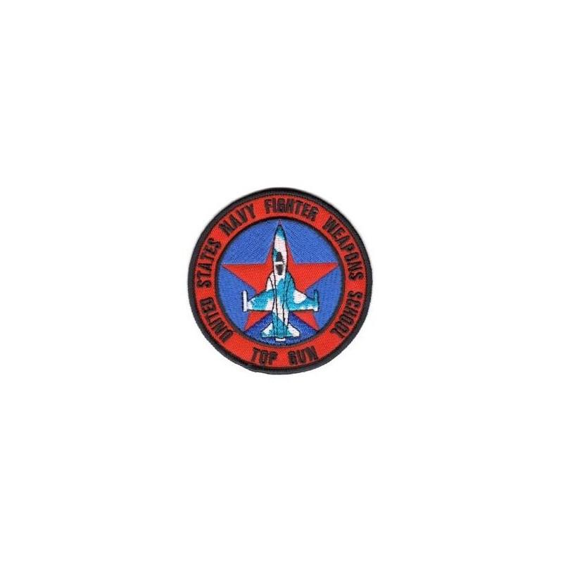 Top-Gun NAVY School - Ecusson