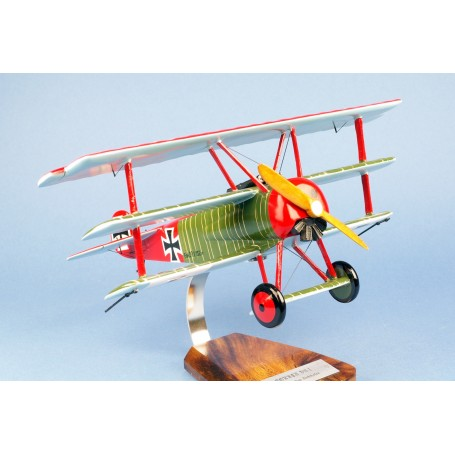 plane model - Fokker DR-1