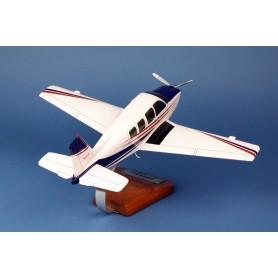 modello di aeroplano - Beech A-36 Bonanza