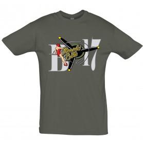 Tee shirt B-17 Memphis-Belle