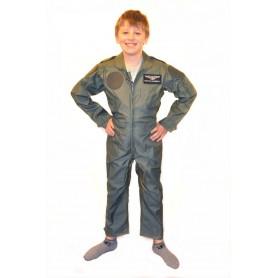 Combinaison Pilote - Kids green