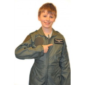 Kid pilot coverall - Kids