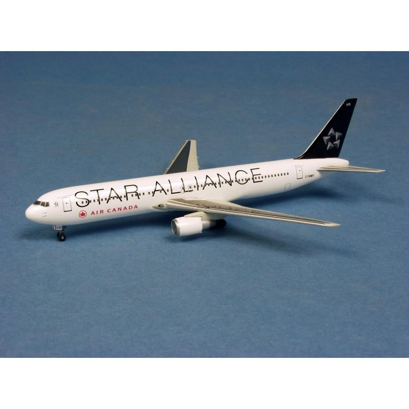 Air Canada B767-300 Star Alliance