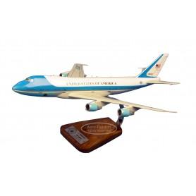 modello di aeroplano - Boeing 747-200B / VC-25A Air Force One modello di aeroplano - Boeing 747-200B / VC-25A Air Force Onemodel