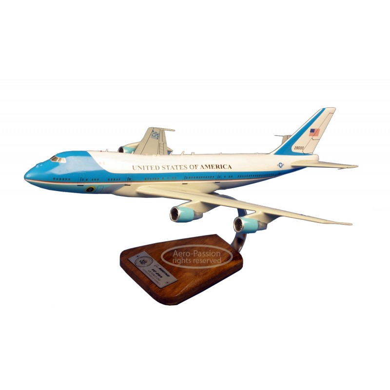 maquette avion - Boeing 747-200B / VC-25A Air Force One maquette avion - Boeing 747-200B / VC-25A Air Force Onemaquette avion -