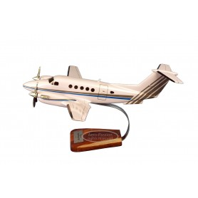 plane model - Beech 200 King Air