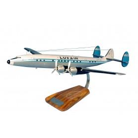 Flugzeugmodell - Lockheed L-1649A Starliner Flugzeugmodell - Lockheed L-1649A StarlinerFlugzeugmodell - Lockheed L-1649A Starlin