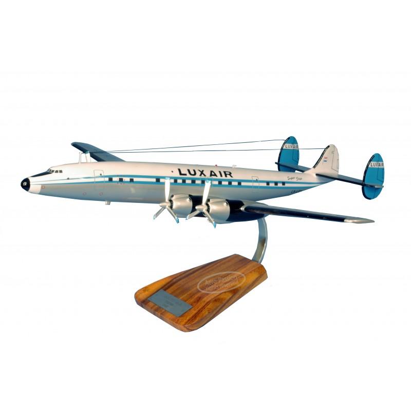 modelo de avião - Lockheed L-1649A Starliner modelo de avião - Lockheed L-1649A Starlinermodelo de avião - Lockheed L-1649A Star