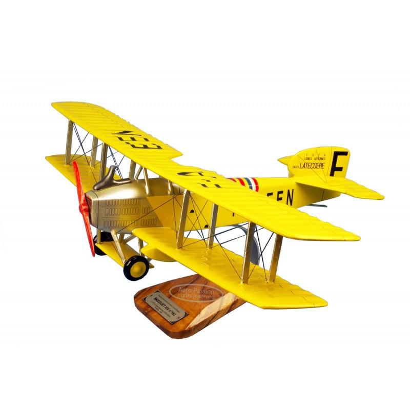 plane model - Breguet XIV Latecoere plane model - Breguet XIV Latecoere plane model - Breguet XIV Latecoere
