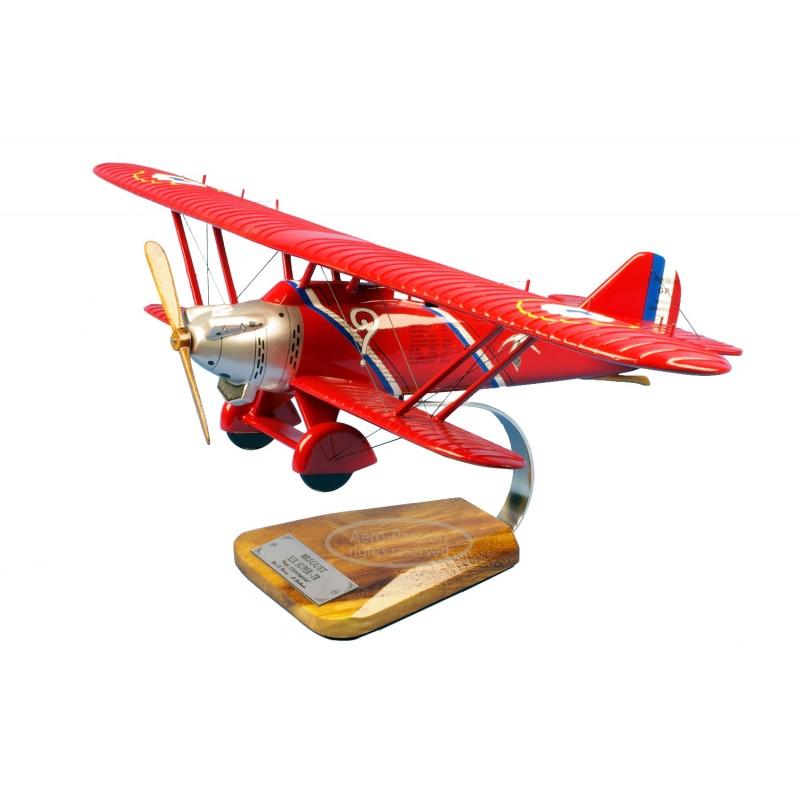 modelo de avião - Breguet XIV Super Bidon Point d'Interrogation modelo de avião - Breguet XIV Super Bidon Point d'Interrogationm
