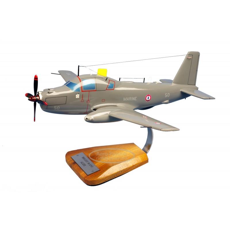 plane model - Breguet 1050 Alize plane model - Breguet 1050 Alizeplane model - Breguet 1050 Alize