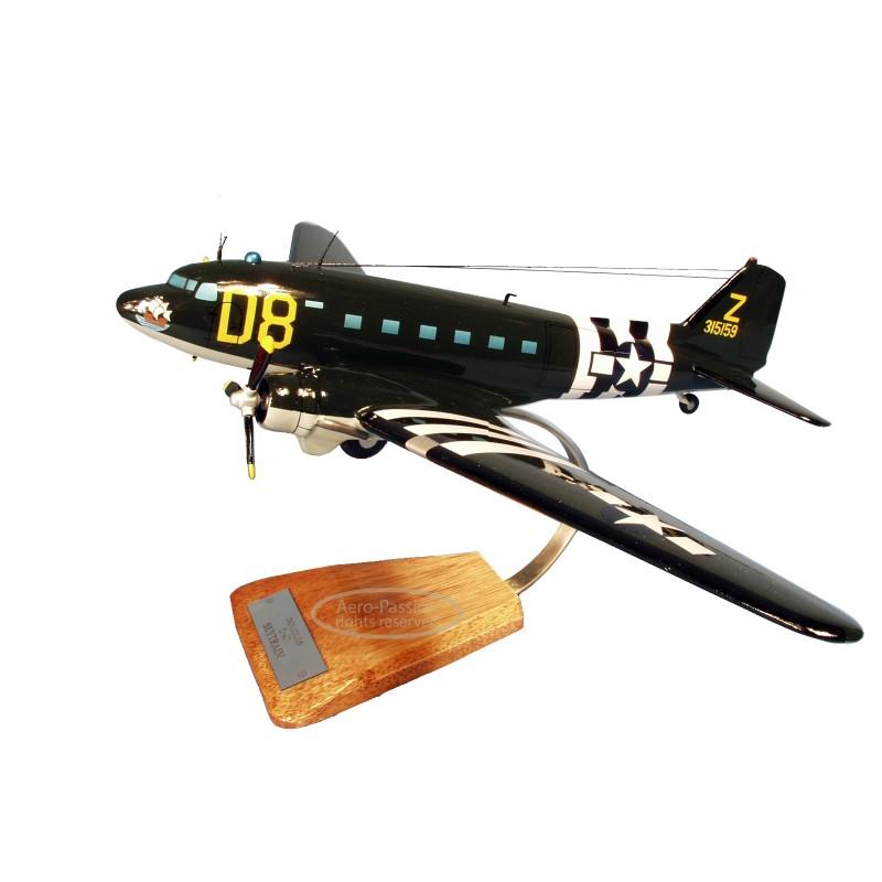 plane model - C-47 Skytrain - Douglas Dakota plane model - C-47 Skytrain - Douglas Dakotaplane model - C-47 Skytrain - Douglas D