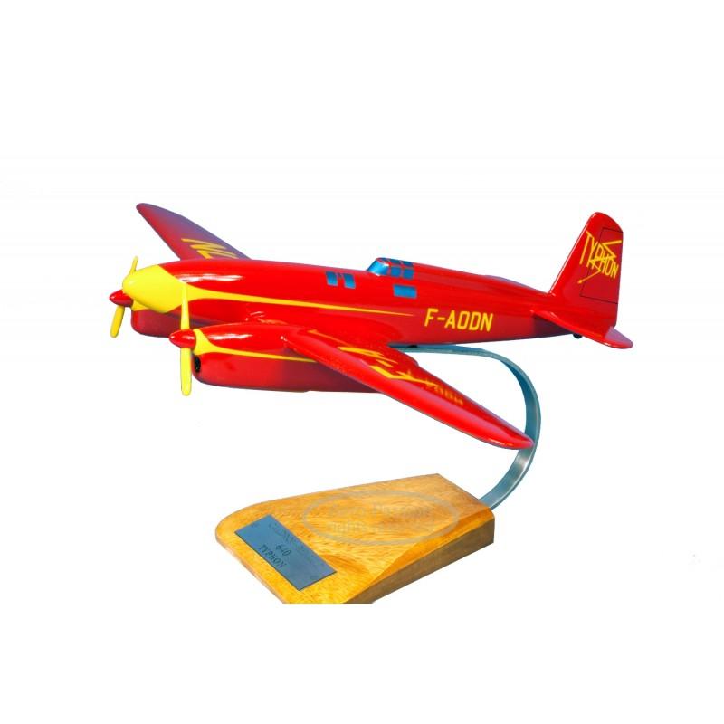 plane model - Caudron C.640 Typhon plane model - Caudron C.640 Typhonplane model - Caudron C.640 Typhon
