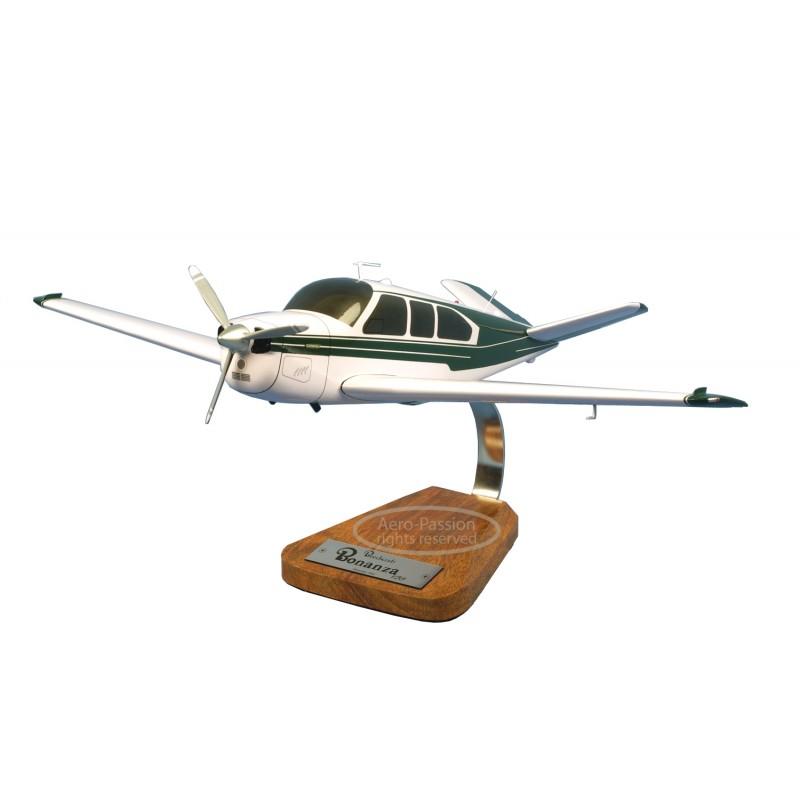 modelo de avião - Beech 35.V Bonanza modelo de avião - Beech 35.V Bonanzamodelo de avião - Beech 35.V Bonanza