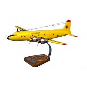 modelo de avião - Douglas DC-6 Securite Civile