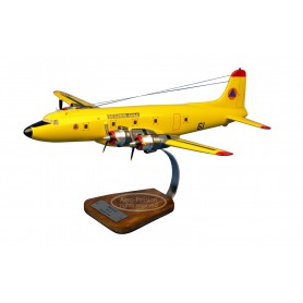 plane model - Douglas DC-6 Securite Civile
