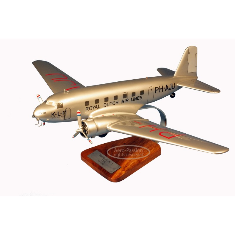 plane model - Douglas DC-2 plane model - Douglas DC-2plane model - Douglas DC-2