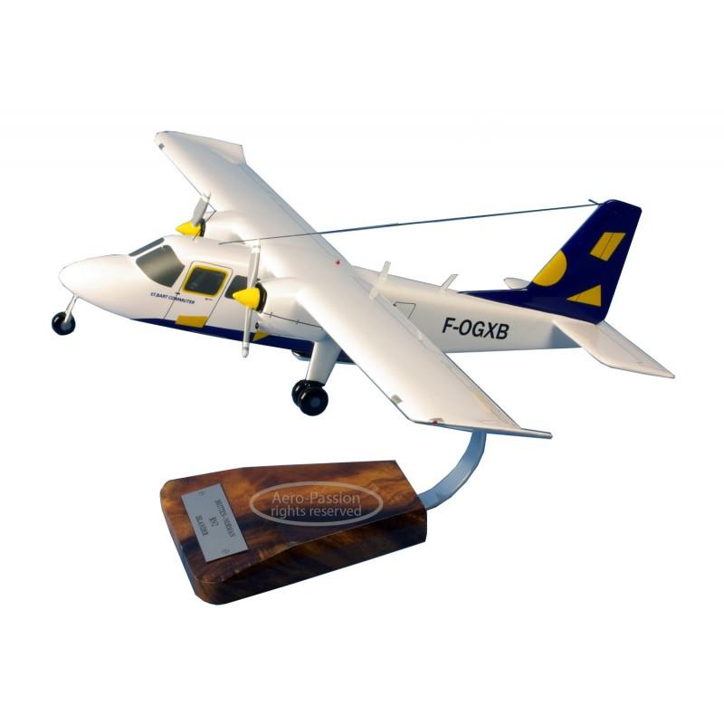 maquette avion - Britten-Norman BN2B Islander maquette avion - Britten-Norman BN2B Islandermaquette avion - Britten-Norman BN2B