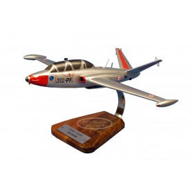 modelo de avião - Fouga Magister CM.170