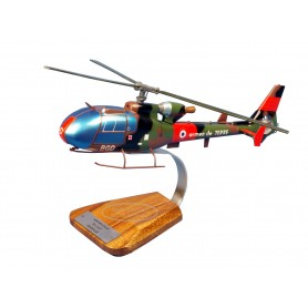maquette helicoptere - AS341F Gazelle maquette helicoptere - AS341F Gazelle maquette helicoptere - AS341F Gazelle