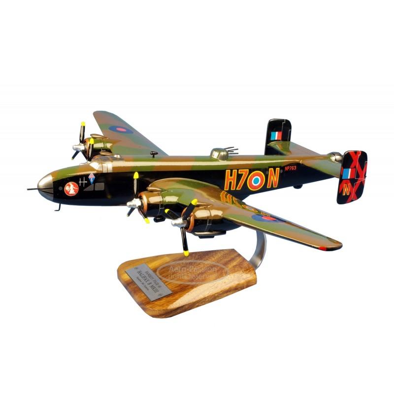 plane model - Halifax B.VI plane model - Halifax B.VIplane model - Halifax B.VI