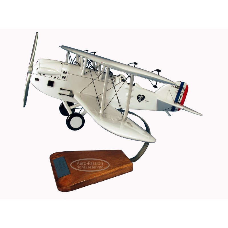 modelo de avião - Levasseur PL8 'Oiseau Blanc' modelo de avião - Levasseur PL8 'Oiseau Blanc'modelo de avião - Levasseur PL8 'Oi