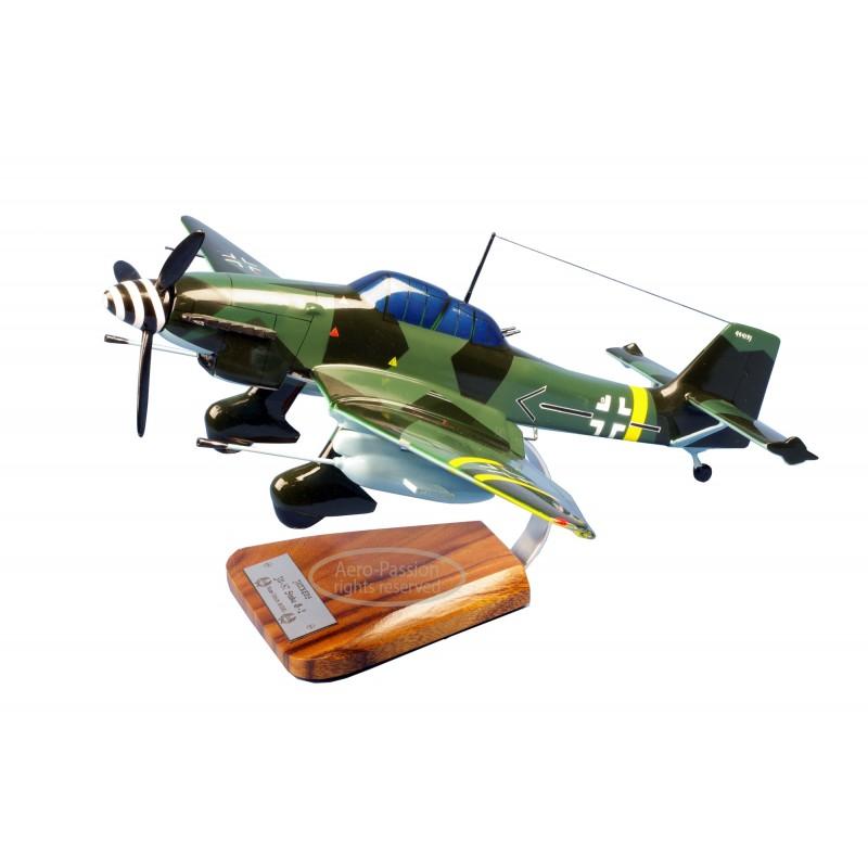 modelo de avião - Junkers Ju.87 Stuka 'Hans-Ulrich Rudel ' modelo de avião - Junkers Ju.87 Stuka 'Hans-Ulrich Rudel 'modelo de a