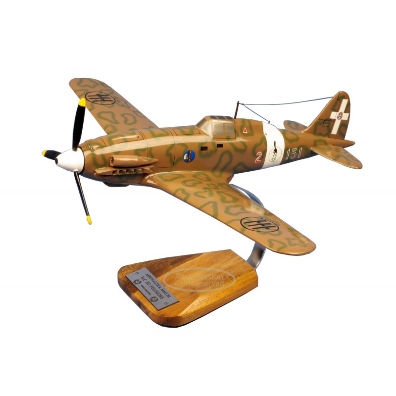 plane model - Macchi M.202 Folgore plane model - Macchi M.202 Folgoreplane model - Macchi M.202 Folgore