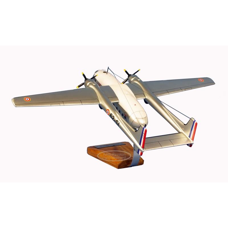 plane model - Nord 2501 Noratlas plane model - Nord 2501 Noratlasplane model - Nord 2501 Noratlas