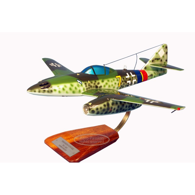 plane model - Messerschmitt Me.262 Schawlbe plane model - Messerschmitt Me.262 Schawlbeplane model - Messerschmitt Me.262 Schawl