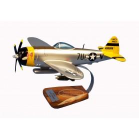 plane model - P-47D Thunderbolt USAF