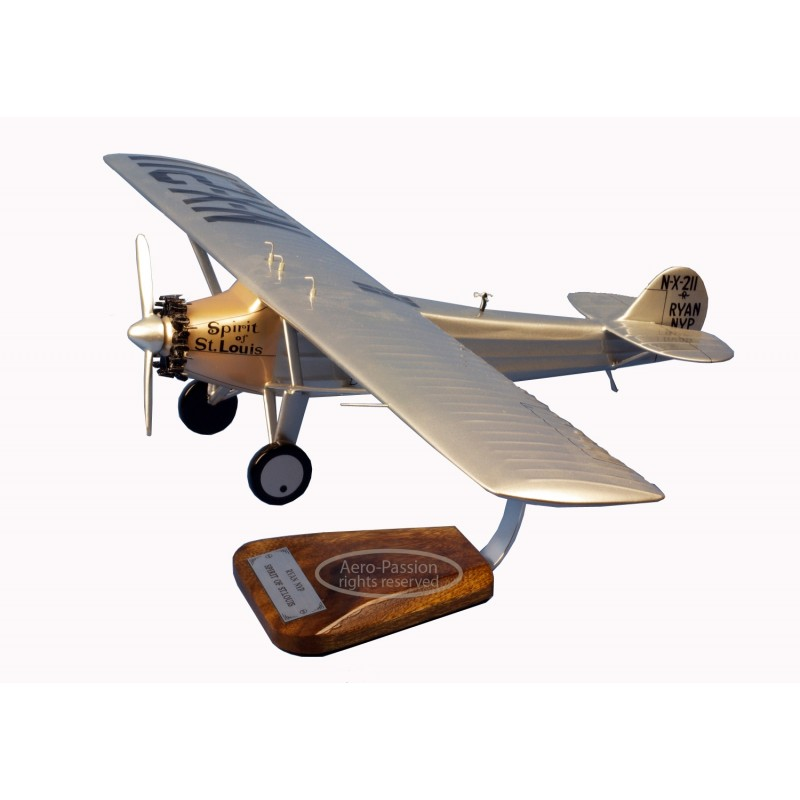 modelo de avião - Ryan NYP 'Spirit of st louis' modelo de avião - Ryan NYP 'Spirit of st louis'modelo de avião - Ryan NYP 'Spiri