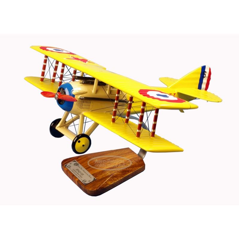 plane model - Spad VII plane model - Spad VIIplane model - Spad VII