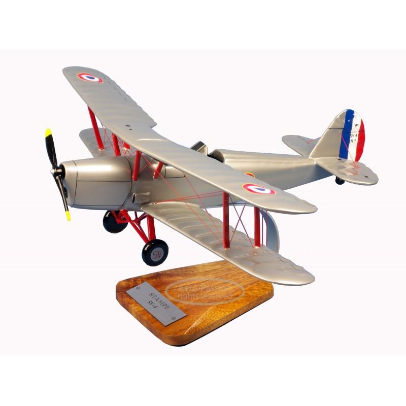 plane model - Stampe SV-4A plane model - Stampe SV-4Aplane model - Stampe SV-4A
