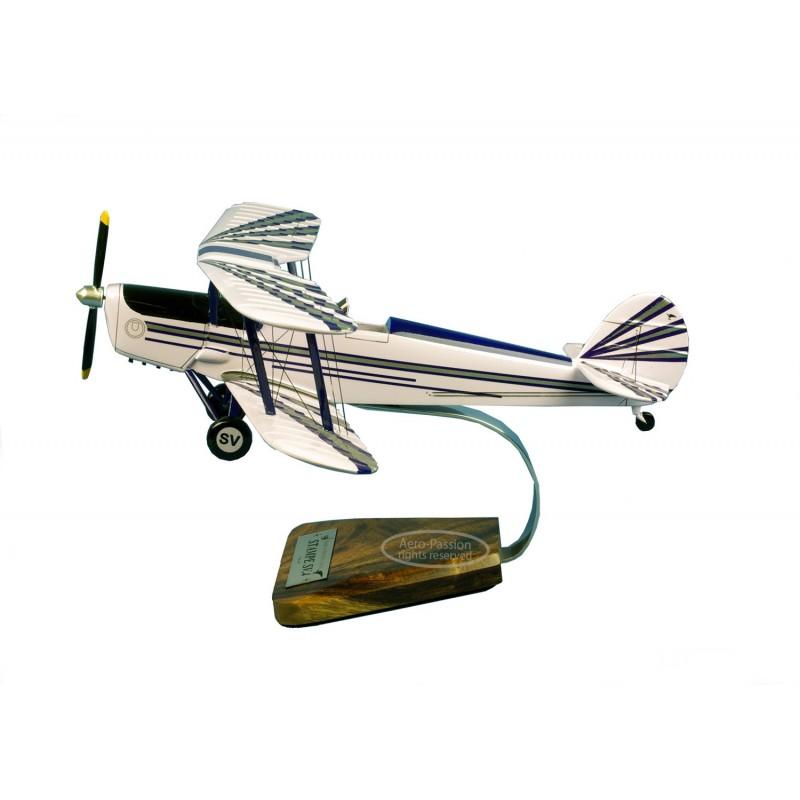 maquette avion - Stampe SV-4A maquette avion - Stampe SV-4Amaquette avion - Stampe SV-4A