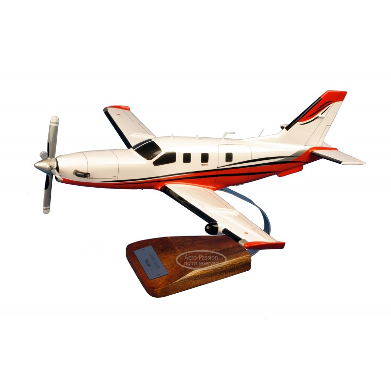 modelo de avião - TBM850 EADS-Socata - Civil modelo de avião - TBM850 EADS-Socata - Civilmodelo de avião - TBM850 EADS-Socata -