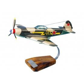 plane model - Yakovlev Yak-3