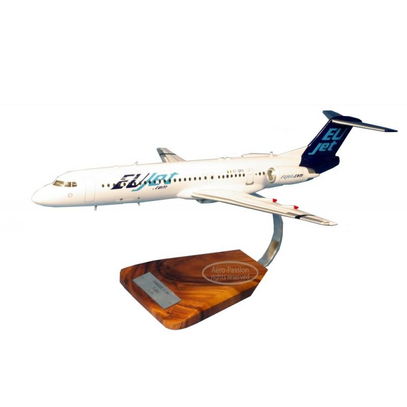 modelo de avião - Fokker 100 modelo de avião - Fokker 100modelo de avião - Fokker 100