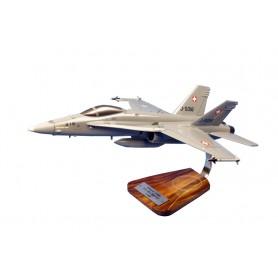 plane model - F/A-18 Hornet Swiss plane model - F/A-18 Hornet Swissplane model - F/A-18 Hornet Swiss