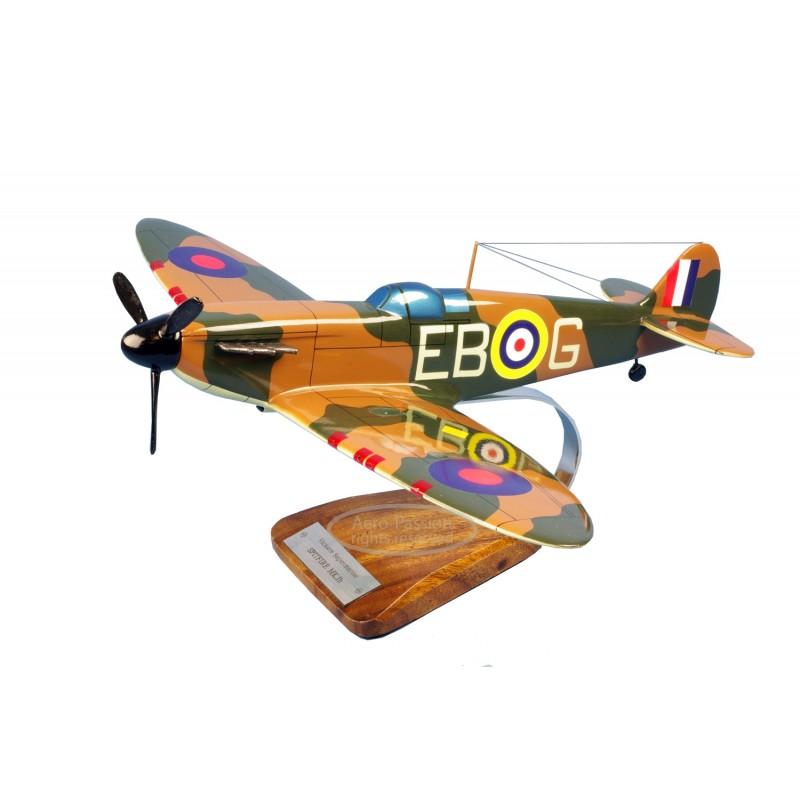 modelo de avião - Spitfire 'Bataille d'Angleterre' modelo de avião - Spitfire 'Bataille d'Angleterre'modelo de avião - Spitfire