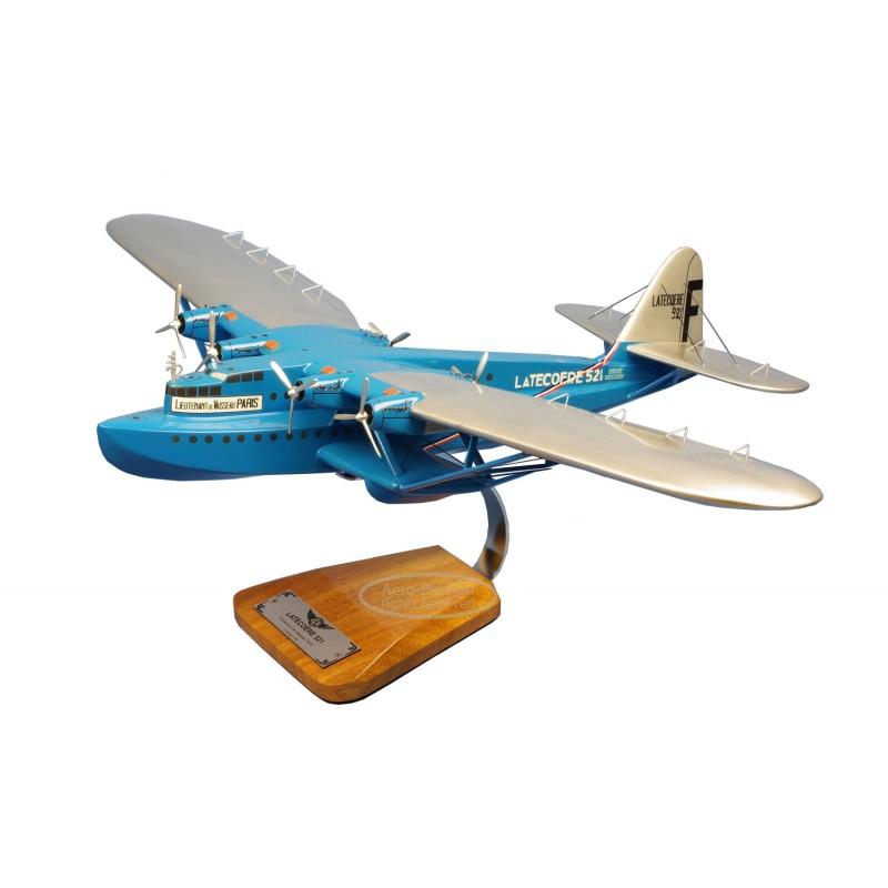 maquette avion - Latecoere Late 521 'Lieutenant-de-vaisseaux-Paris' maquette avion - Latecoere Late 521 'Lieutenant-de-vaisseaux