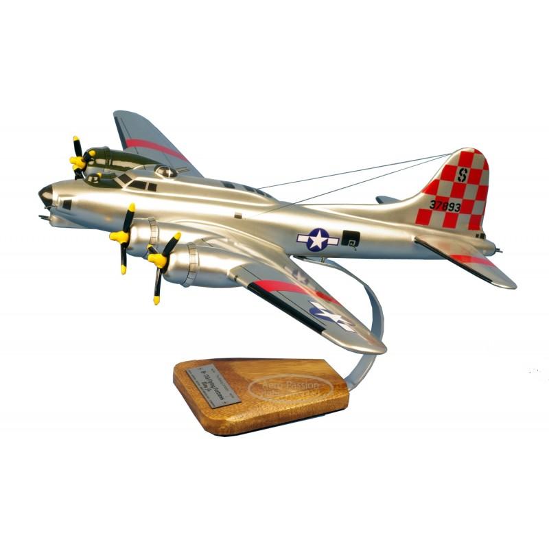 modelo de avião - B-17G Flying Fortress 550thBS-385thBG Betty Jo modelo de avião - B-17G Flying Fortress 550thBS-385thBG Betty J