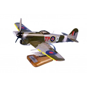 plane model - Hawker Typhoon - R.A.F.