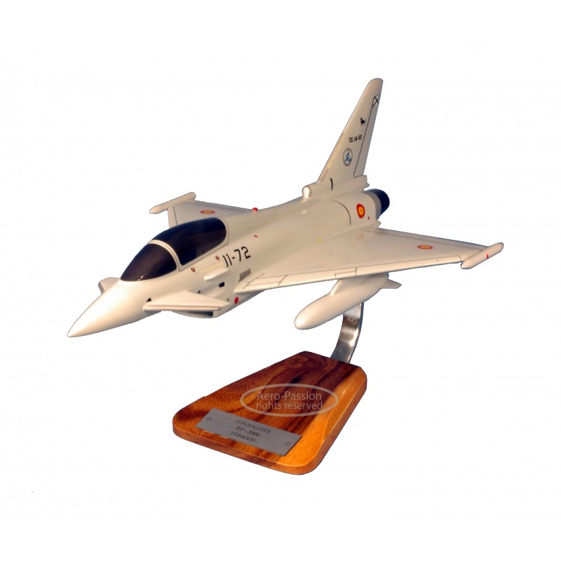 maquette avion - fighter Typhoon Twin maquette avion - fighter Typhoon Twinmaquette avion - fighter Typhoon Twin