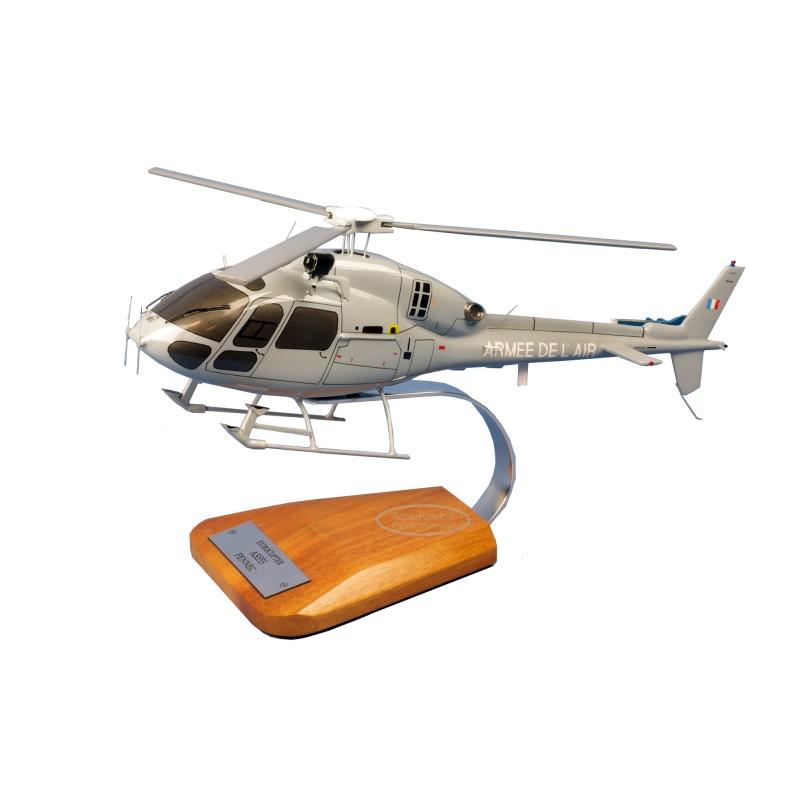 modelo de avião - AS555 Fennec modelo de avião - AS555 Fennecmodelo de avião - AS555 Fennec