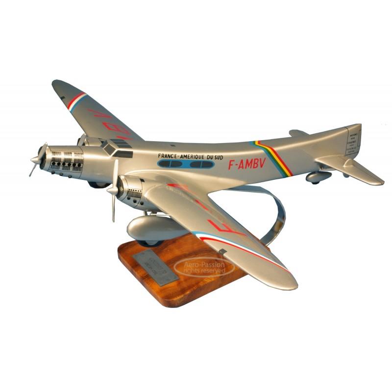 modelo de avião - Couzinet 71 'ARC en ciel' modelo de avião - Couzinet 71 'ARC en ciel'modelo de avião - Couzinet 71 'ARC en cie