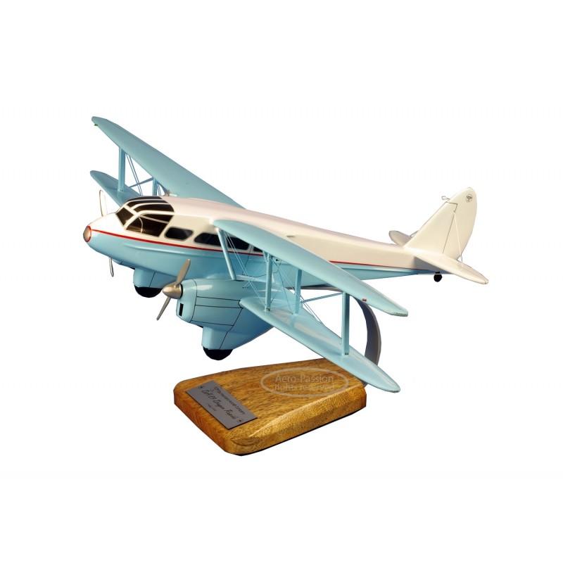 modelo de avião - De Havilland DH.89 Dragon Rapide modelo de avião - De Havilland DH.89 Dragon Rapidemodelo de avião - De Havill