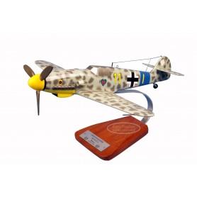plane model - Messerschmitt BF.109G5